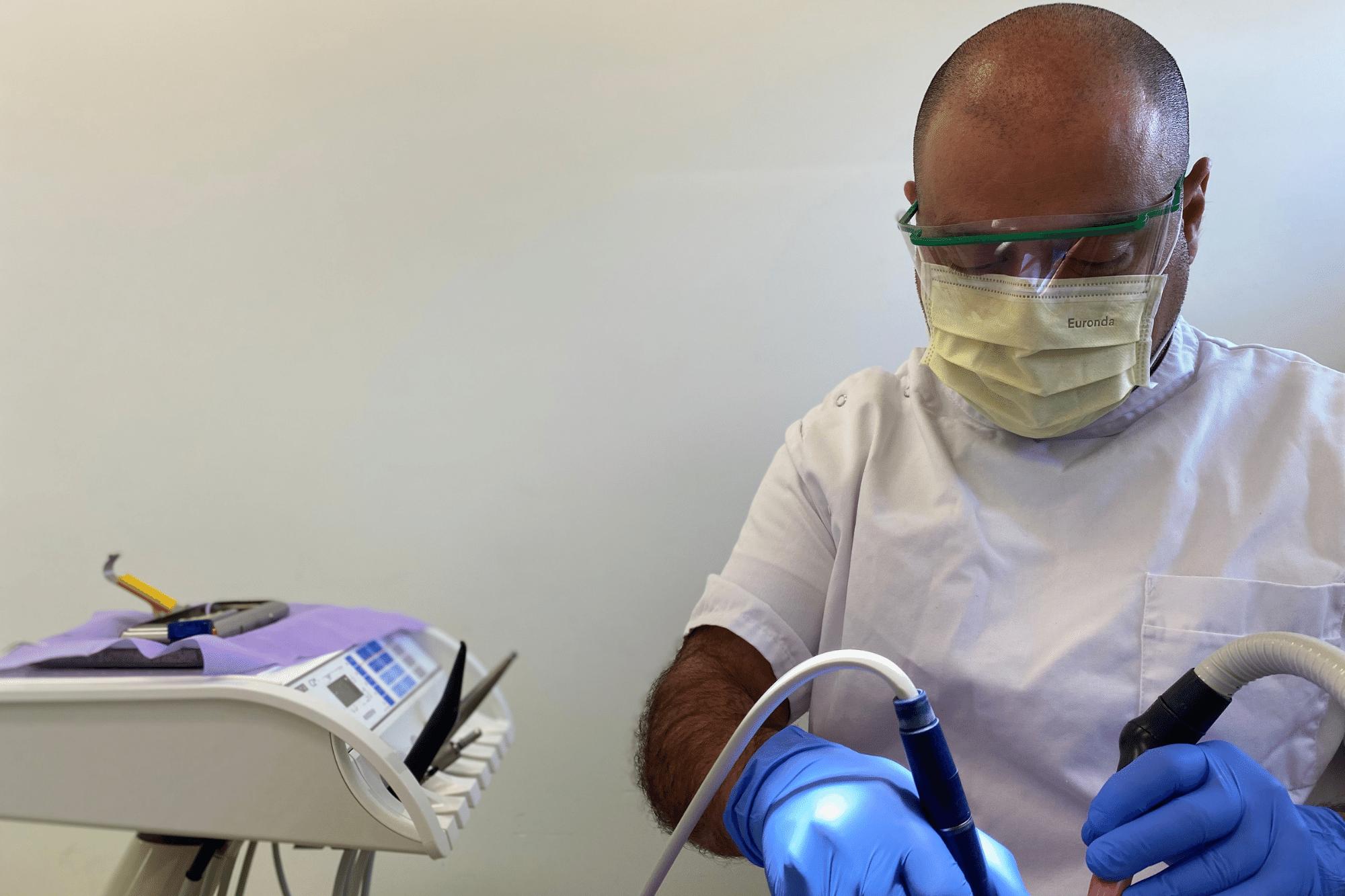 Dhr. H. javadian mondhygienist